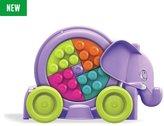 Mega Bloks Elephant Parade - Purple