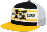 Zephyr Missouri Tigers Superstripe Snapback Cap