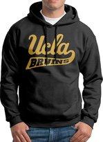 Sarah Men's NCAA UCLA Bruins Logo Hoodie XL