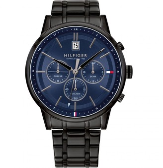 Tommy Hilfiger Kyle Watch Black