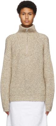 Etoile Isabel Marant Beige Myclan Sweater