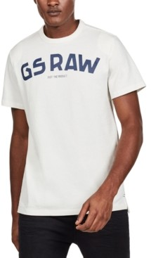 G Star Men's Logo T-Shirt, Created for Macy's