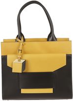 Pierre Hardy Gold Jane Tote