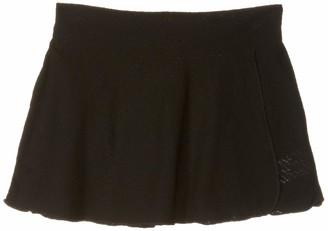 Danskin Women's Sheer wrap Skirt