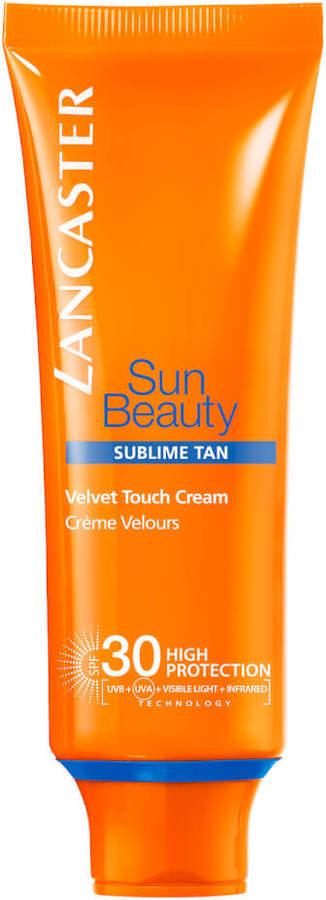 Lancaster Sun Beauty Velvet Touch Face Cream SPF30 50ml