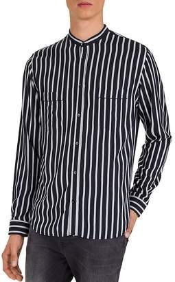 The Kooples Sailor Mood Slim Fit Shirt