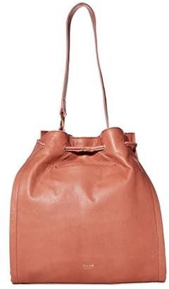 The Sak Grenada Bucket by Collective (Clay Stud) Handbags