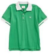 Armani Junior Boy's Pique Polo