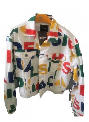 Desigual Multicolour Denim - Jeans Jacket for Women