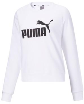 Puma Women's Logo Active Sweatshirt
