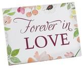 Hortense B. Hewitt Floral Forever Wedding Guest Book