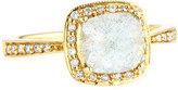 Jude Frances 18k Diamond & Labradorite Doublet Cocktail Ring