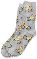Hot Sox Bicycle Socks