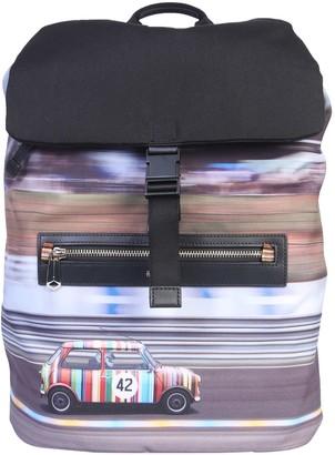 Paul Smith Mini Print Backpack