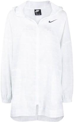 Nike Transparent Rain Jacket