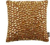 Aviva Stanoff Jewel Bed Cushion 25x25cm - Orange