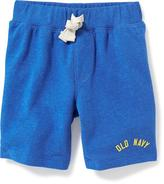 Old Navy Logo-Graphic Shorts for Toddler Boys