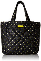 Marc by Marc Jacobs Crosby Quilt Nylon Fruit Print Tote Weekender Bag