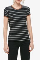 Obey Striped Ringer Tee