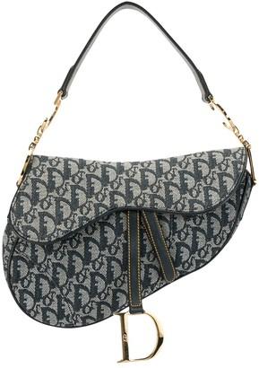 Christian Dior pre-owned Trotter Saddle shoulder bag