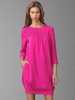 Silk Bubble Dress