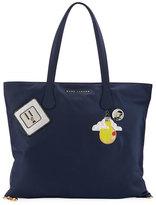 Marc Jacobs Wingman Patch Nylon Tote Bag