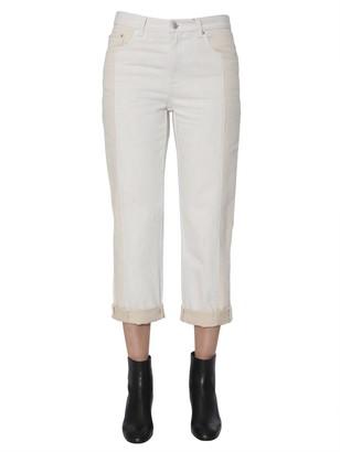 Alexander McQueen Panel Jeans