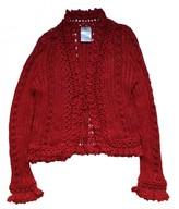 Chanel Red Knitwear for Women Vintage