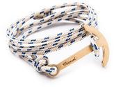 Miansai Modern Anchor Rope Bracelet