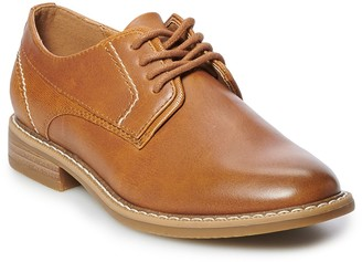 Sonoma Goods For Life Wall Jump Boys Dress Shoes