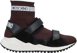 Moschino High-tops & sneakers
