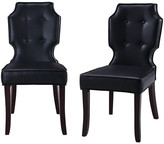 Chic Home Set Of 2 Lennon Dining Chairs