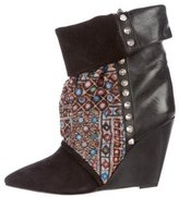 Isabel Marant Kate Wedge Booties