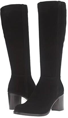La Canadienne Phebe (Black Suede) Women's Boots
