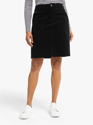 Collection Weekend By John Lewis Collection WEEKEND by John Lewis Cord A-Line Utility Pocket Skirt