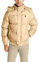 U.S. Polo Assn. Men's Short Snorkel Jacket