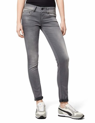 G Star Women's Midge Cody Mid-Skinny Jean in GAVI Superstretch