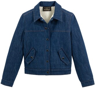 Vanessa Seward X La Redoute Collections Denim Jacket