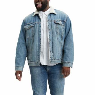 Levi's Sherpa Trucker Jacket Big & Tall
