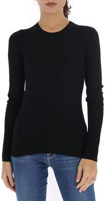 Theory Ribbed Crewneck Sweater