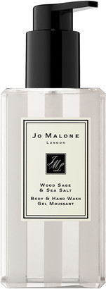 Jo Malone Wood Sage and Sea Salt Hand Soap & Body Wash