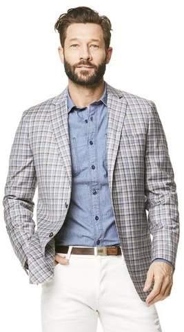 Todd Snyder White Label Tropical Wool Multi Check Sutton Sport Coat