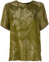 Etro paisley patterned T-shirt