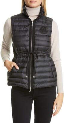 Moncler Azur Lightweight Down Puffer Vest