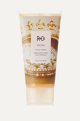 R+CO RCo - Crown Scalp Scrub Treatment, 162ml - Colorless