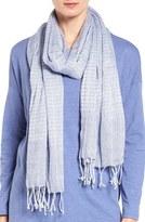 Eileen Fisher Women's Airy Linen Blend Scarf