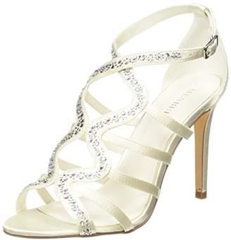 Menbur Wedding Josefina, Women's Ankle Strap Sandals,7 UK (40 EU)