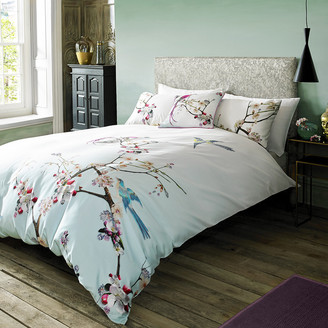 Ted Baker Flight of the Orient Duvet Cover - Double