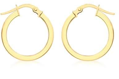 ab728a0a2 Gold Creole Hoop Earrings - ShopStyle UK