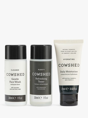 Cowshed Little Treats Face Skincare Gift Set